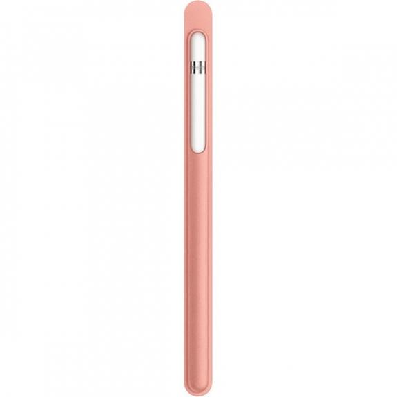 Originální kožené pouzdro pro Apple Pencil Case - bledě růžová MRFP2ZM/A - možnost vrátit
