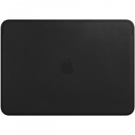 """Originální Apple kožené pouzdro pro Apple MacBook Pro 13"""" - černá MTEH2ZM/A - možnost vrátit zboží ZDARMA do 30ti dní"""