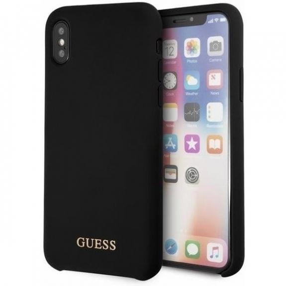 Guess kryt pro iPhone X - černá - možnost vrátit zboží ZDARMA do 30ti dní 49c9173d05a