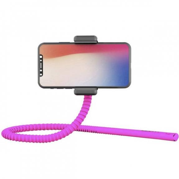 ZBAM Gekkostick pro iPhone - růžová HOLGEKKOSTICKPI - možnost vrátit zboží ZDARMA do 30ti dní