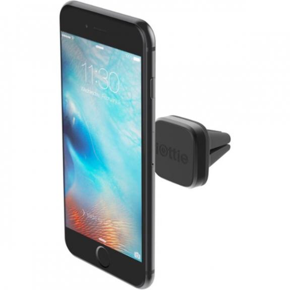 iOttie iTap Mini Vent univerzální magnetický držák do větrací mřížky auta pro iPhone HLCRIO155 - možnost vrátit zboží ZDARMA do 30ti dní
