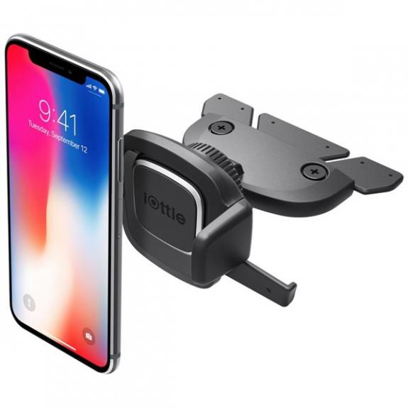 iOttie Easy One Touch 4 CD Slot univerzální držák do CD přehrávače pro iPhone HLCRIO127 - možnost vrátit zboží ZDARMA do 30ti dní