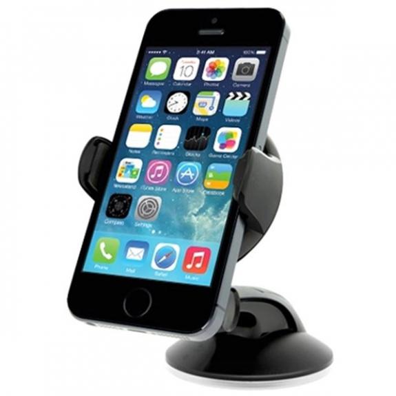 iOttie Easy Flex 3 držák do auta s přísavkou - černá - možnost vrátit zboží ZDARMA do 30ti dní