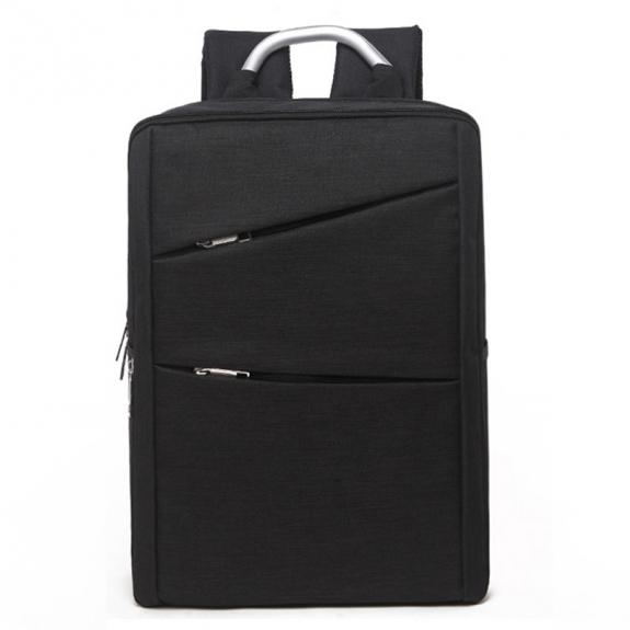AppleKing multifunkční batoh pro MacBook (40 x 28 x 12cm) - černá - možnost vrátit zboží ZDARMA do 30ti dní