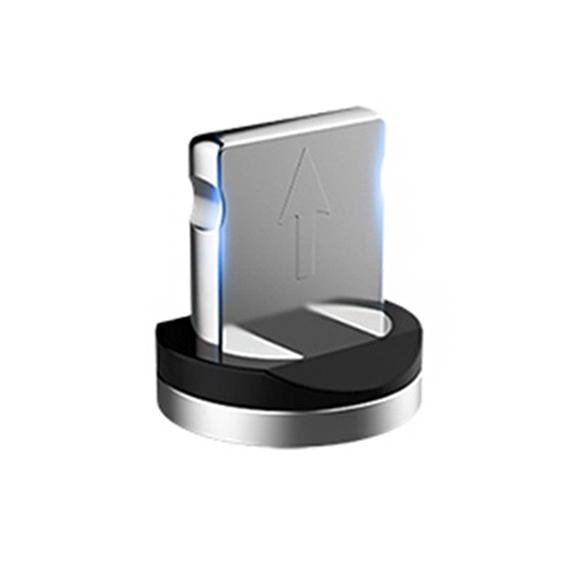 FLOVEME Round náhradní lightning magnetický konektor - možnost vrátit zboží ZDARMA do 30ti dní