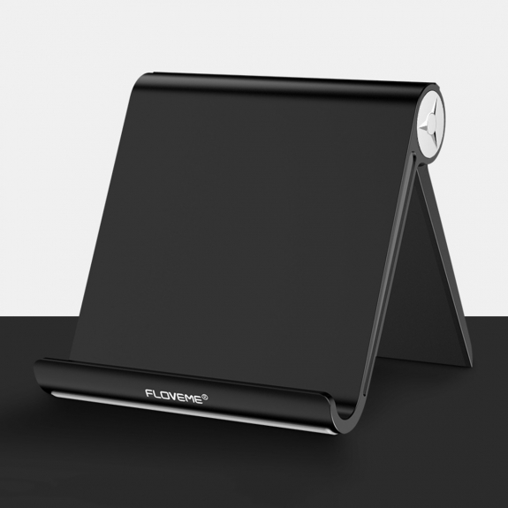 FLOVEME stojánek pro iPhone / iPad- černá - možnost vrátit zboží ZDARMA do 30ti dní
