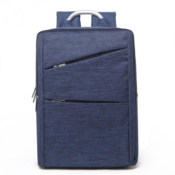 AppleKing multifunkční batoh pro MacBook (40 x 28 x 12cm) - tmavě modrá - možnost vrátit zboží ZDARMA do 30ti dní
