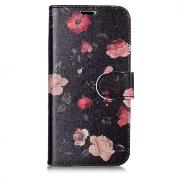 AppleKing 2v1 odnímatelné pouzdro pro iPhoneXS Max - květiny - možnost vrátit zboží ZDARMA do 30ti dní