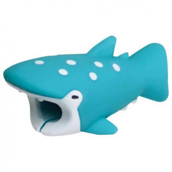 AppleKing ochrana kabelů - zvířátka - žralok obrovský - možnost vrátit zboží ZDARMA do 30ti dní