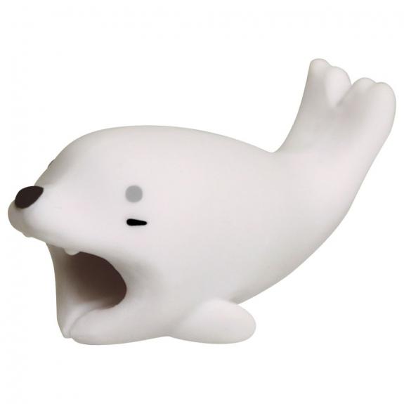 AppleKing ochrana kabelů - zvířátka - tuleň - možnost vrátit zboží ZDARMA do 30ti dní
