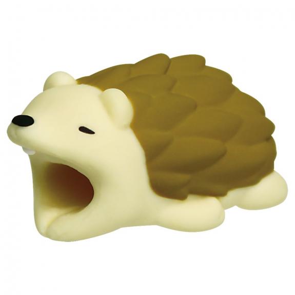 AppleKing ochrana kabelů - zvířátka - ježek - možnost vrátit zboží ZDARMA do 30ti dní