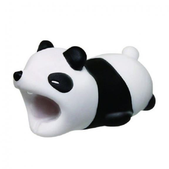 AppleKing ochrana kabelů - zvířátka - panda - možnost vrátit zboží ZDARMA do 30ti dní