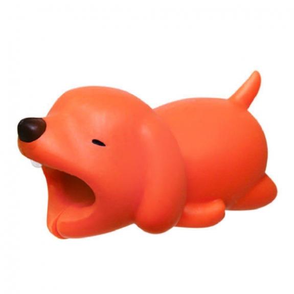 AppleKing ochrana kabelů - zvířátka - pes - možnost vrátit zboží ZDARMA do 30ti dní