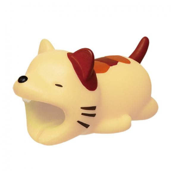 AppleKing ochrana kabelů - zvířátka - kočka - možnost vrátit zboží ZDARMA do 30ti dní