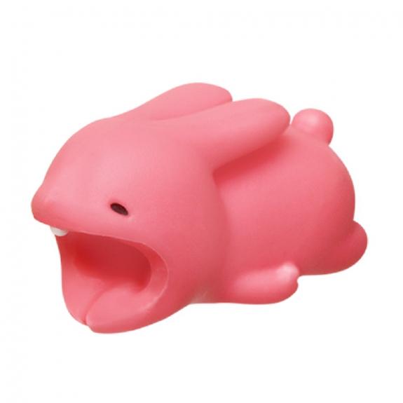 AppleKing ochrana kabelů - zvířátka - králík - možnost vrátit zboží ZDARMA do 30ti dní