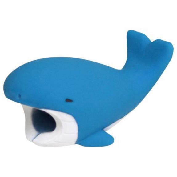 AppleKing ochrana kabelů - zvířátka - velryba - možnost vrátit zboží ZDARMA do 30ti dní