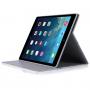 ENKAY pouzdro se stojánkem a prostorem na doklady pro iPad mini / mini 2 / mini 3 - květy