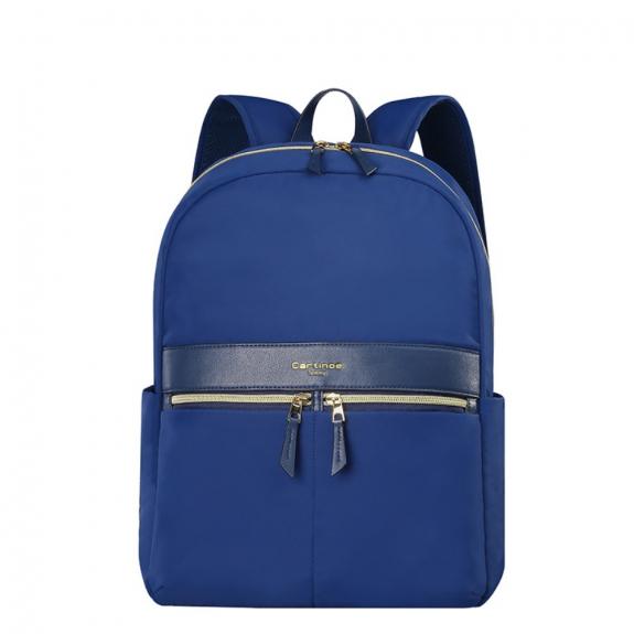 Cartinoe batoh pro MacBook (40 x 30 x 13cm) - modrá - možnost vrátit zboží ZDARMA do 30ti dní