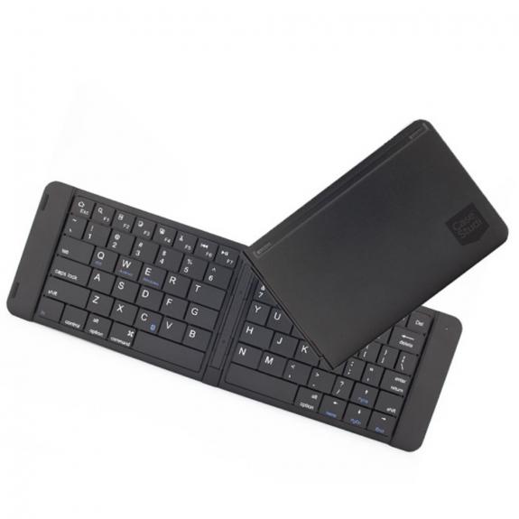 AppleKing skládací bezdrátová klávesnice pro iPad - černá - možnost vrátit zboží ZDARMA do 30ti dní
