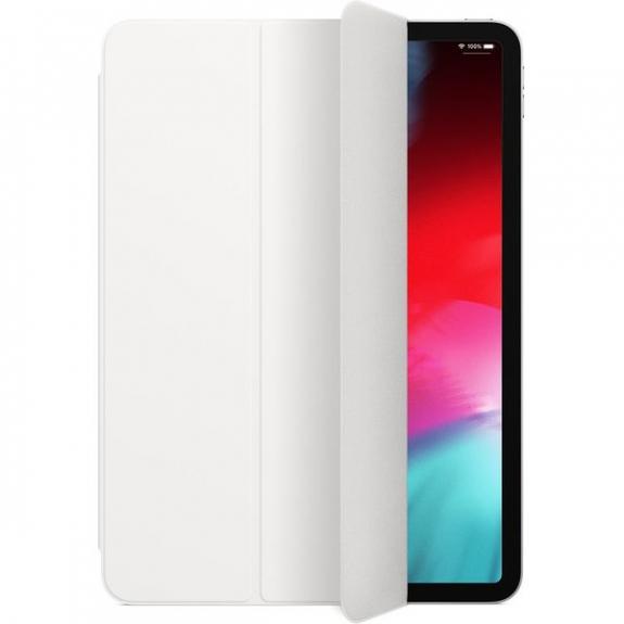 """Originální Apple iPad Pro 11"""" Smart Folio obal bílý MRX82ZM/A - možnost vrátit zboží ZDARMA do 30ti dní"""