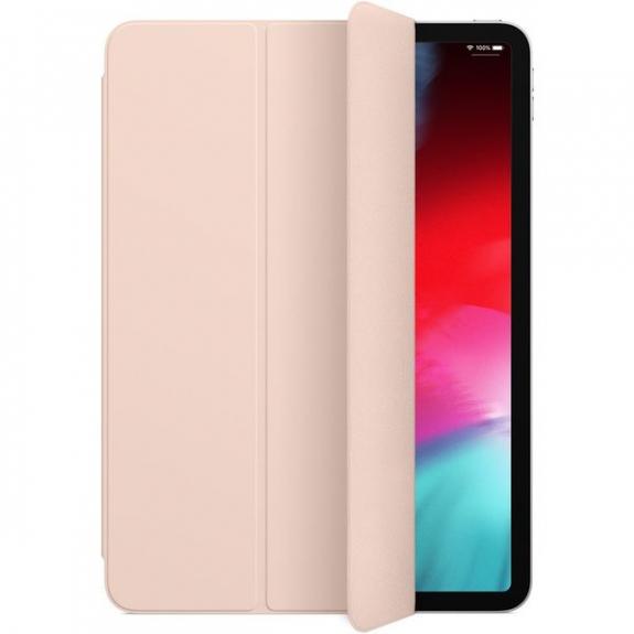 """Originální Apple iPad Pro 11"""" Smart Folio obal pískově růžový MRX92ZM/A - možnost vrátit zboží ZDARMA do 30ti dní"""