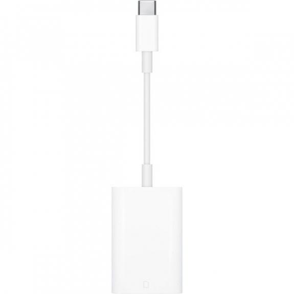 Originální Apple USB-C čtečka SD karet MUFG2ZM/A - možnost vrátit zboží ZDARMA do 30ti dní