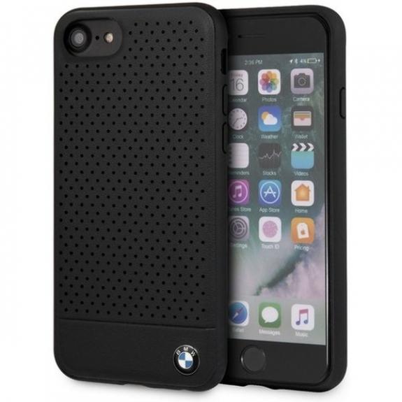 BMW original case kryt pro iPhone 7 / 8 - černá 3700740433607 - možnost vrátit zboží ZDARMA do 30ti dní