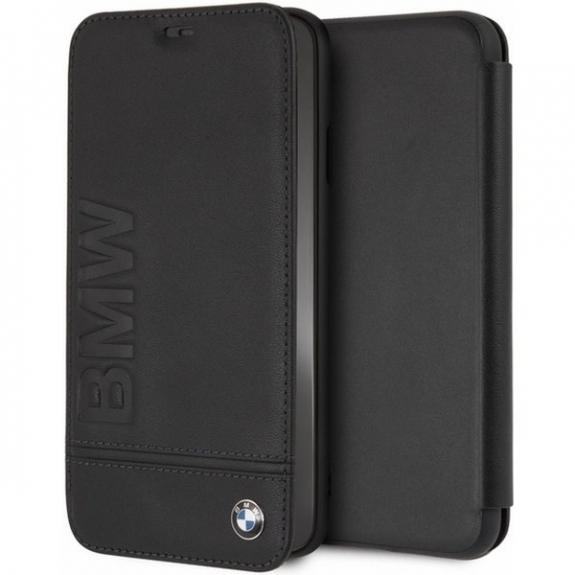 BMW original case pouzdro pro iPhone XS Max - černá 3700740435045 - možnost vrátit zboží ZDARMA do 30ti dní
