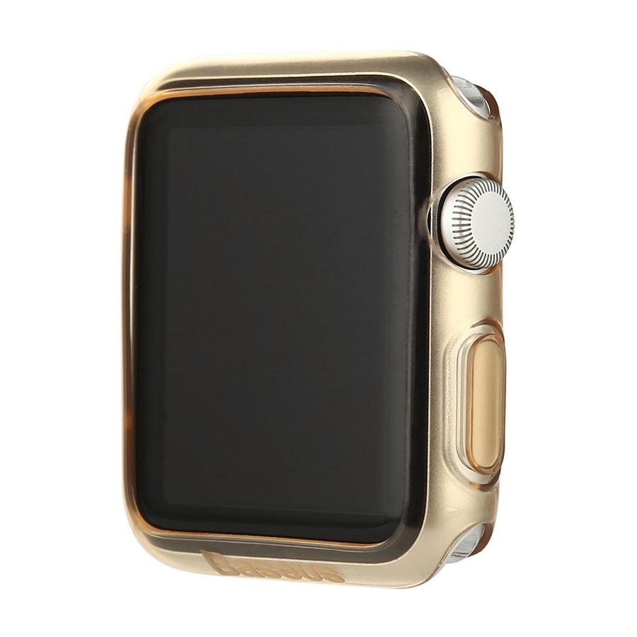 ... BASEUS ultra tenké gumové pouzdro pro Apple Watch 42mm (tl. e18284a1d77
