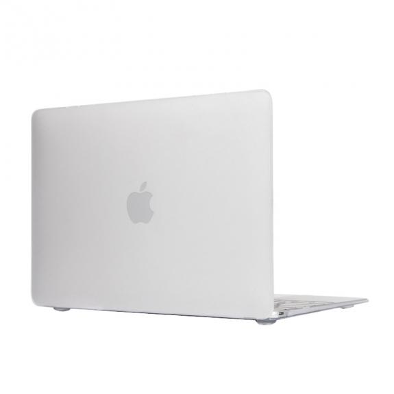 """AppleKing tvrzený ochranný plastový obal / kryt pro Apple Macbook 12"""" - bílý - možnost vrátit zboží ZDARMA do 30ti dní"""