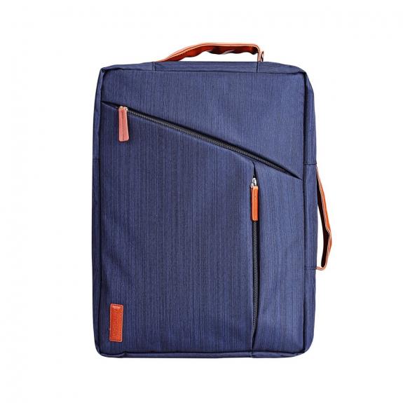 """AppleKing moderní brašna / batoh pro MacBook do 13"""" - modrá - možnost vrátit zboží ZDARMA do 30ti dn"""