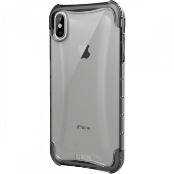 UAG Plyo odolné pouzdro pro iPhone XS Max - čiré 812451030204 - možnost vrátit zboží ZDARMA do 30ti dní