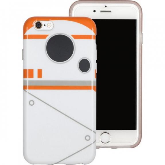 Tribe Star Wars BB-8 pouzdro pro iPhone 6 / 6S - bílá CAI13004 - možnost vrátit zboží ZDARMA do 30ti dní