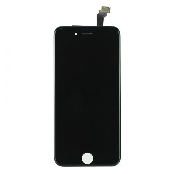 AppleKing náhradní LCD displej s dotykovým sklem a rámečkem pro Apple iPhone 6 - TOP kvalita - černý - možnost vrátit zboží ZDARMA do 30ti dní