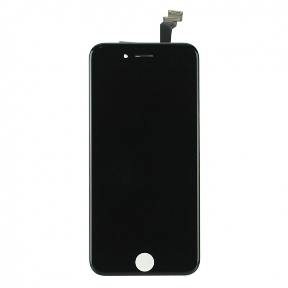 AppleKing premium LCD displej s dotykovým sklem a rámečkem pro Apple iPhone 6 - černý - možnost vrátit zboží ZDARMA do 30ti dní