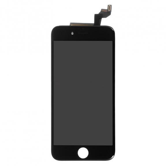 AppleKing premium LCD displej s dotykovým sklem a rámečkem pro Apple iPhone 6S - černý - možnost vrátit zboží ZDARMA do 30ti dní