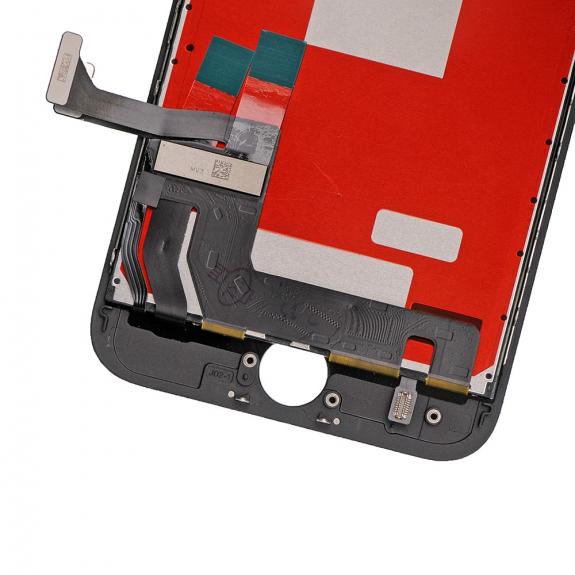 AppleKing premium LCD displej s dotykovým sklem a rámečkem pro Apple iPhone 7 - černý - možnost vrátit zboží ZDARMA do 30ti dní