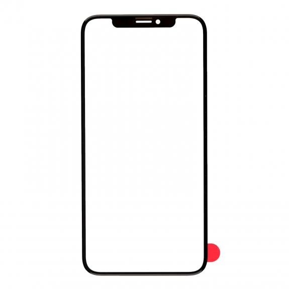 AppleKing přední dotykové sklo, včetně OCA lepidla pro iPhone X - možnost vrátit zboží ZDARMA do 30ti dní