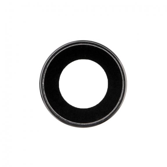 AppleKing Čočka fotoaparátu s LED difuzorem pro iPhone 7 - černá - možnost vrátit zboží ZDARMA do 30