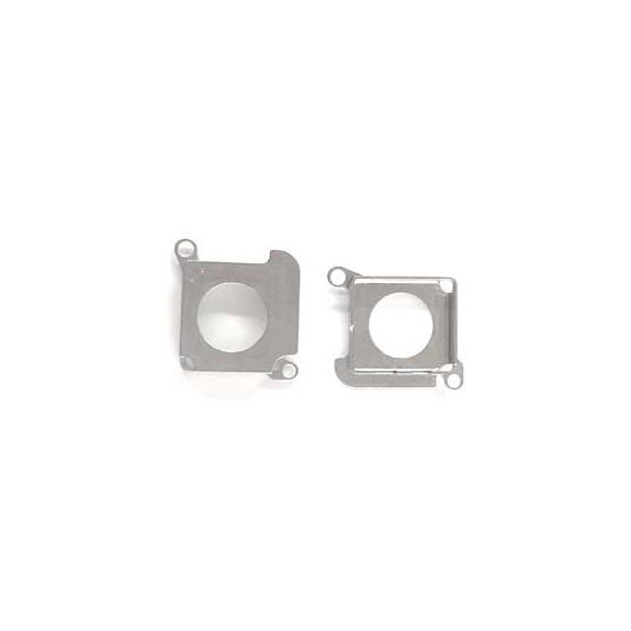 AppleKing ocelový rámeček pod zadní kameru pro Apple iPhone 8 - možnost vrátit zboží ZDARMA do 30ti dní