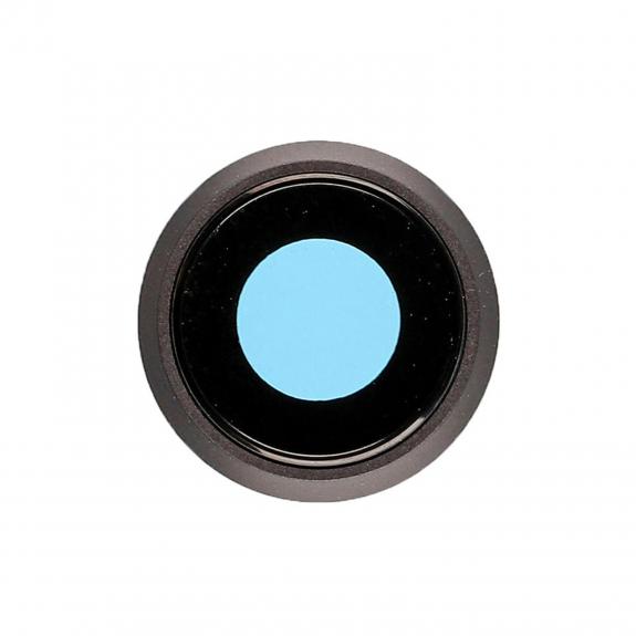 AppleKing Čočka fotoaparátu pro iPhone 8 - černá - možnost vrátit zboží ZDARMA do 30ti dní