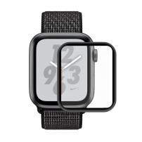 HAT PRINCE 3D sklo pro Watch - 44mm - černá