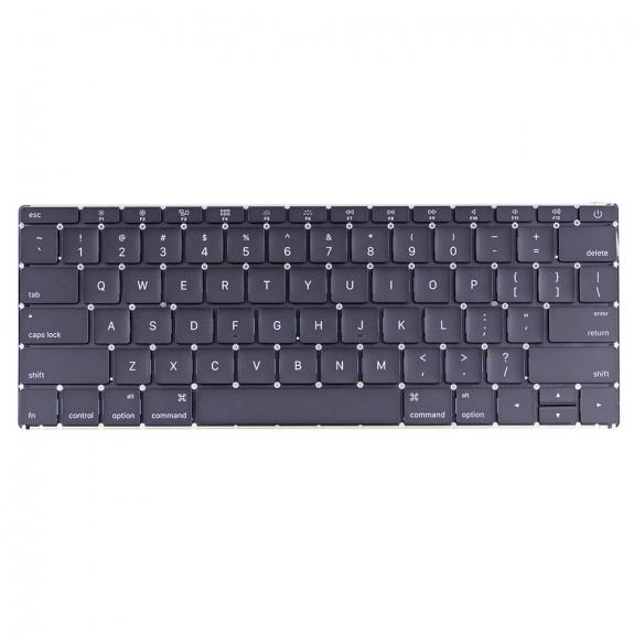 """AppleKing klávesnice pro Apple MacBook 13"""" A1181 - US verze - možnost vrátit zboží ZDARMA do 30ti dní"""