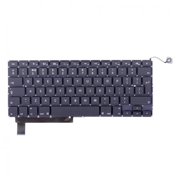 """AppleKing klávesnice pro Apple MacBook Pro 15"""" A1286 (rok 2013, 2014, 2015) - UK verze - možnost vrátit zboží ZDARMA do 30ti dní"""