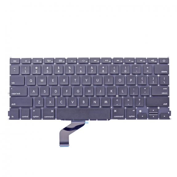"""AppleKing klávesnice pro Apple MacBook Pro 13"""" A1425 (rok 2012) - US verze - možnost vrátit zboží ZDARMA do 30ti dní"""