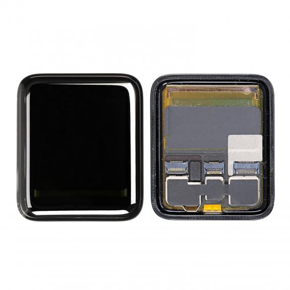 AppleKing náhradní LCD displej s dotykovým sklem pro Apple Watch 3. generace – 38mm - možnost vrátit zboží ZDARMA do 30ti dní