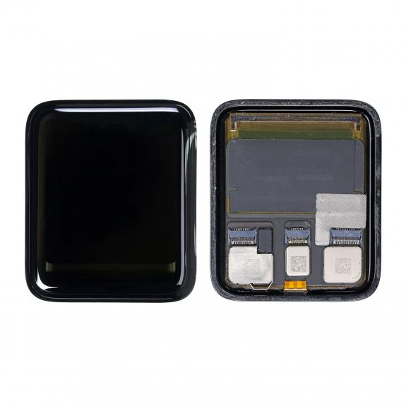AppleKing náhradní LCD displej s dotykovým sklem pro Apple Watch 3. generace – 42mm - možnost vrátit zboží ZDARMA do 30ti dní
