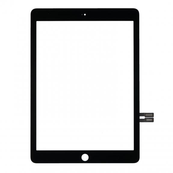 """AppleKing přední dotykové sklo (touch screen) pro Apple iPad 9,7"""" 2018 - černé - možnost vrátit zboží ZDARMA do 30ti dní"""