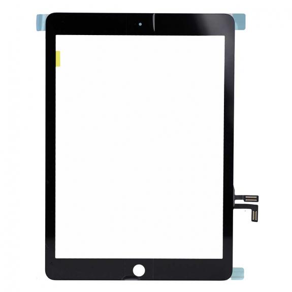 """AppleKing přední dotykové sklo (touch screen) pro Apple iPad 9,7"""" 2017 - TOP kvalita - černé - možnost vrátit zboží ZDARMA do 30ti dní"""