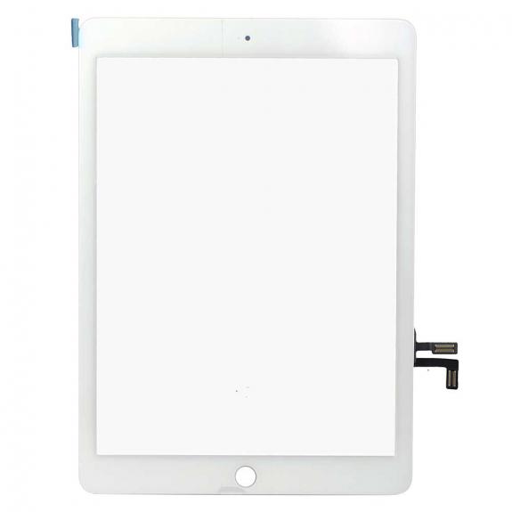 """AppleKing přední dotykové sklo (touch screen) pro Apple iPad 9,7"""" 2017 - TOP kvalita - bílé - možnost vrátit zboží ZDARMA do 30ti dní"""
